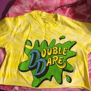 Nickelodeon Double Dare Shirt